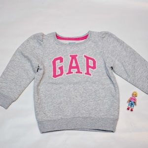 Gray Gap Sweatshirt